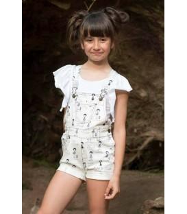 Peto Miss Badum Badero (sin camiseta)