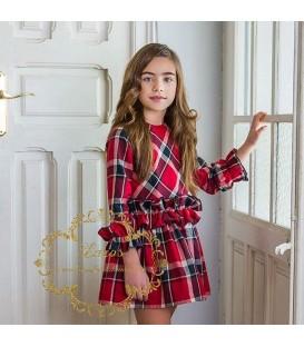 Rochy Vestido Picas
