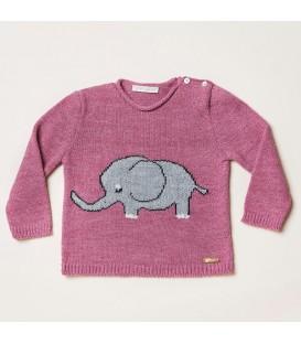 Jersey Elefante Cesar Blanco