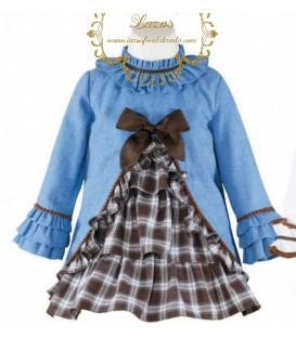 Vestido Azulon Miranda