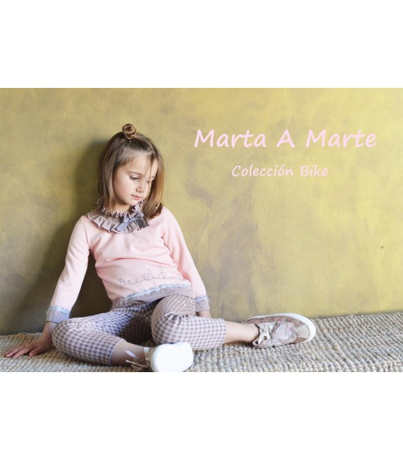 Conjunto Bike Marta a Marte