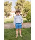 Conjunto Niño 2219 Docle Petit Azul