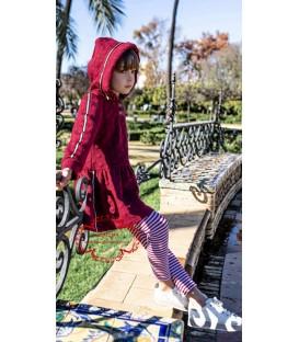 Vestido Granate Nekenia