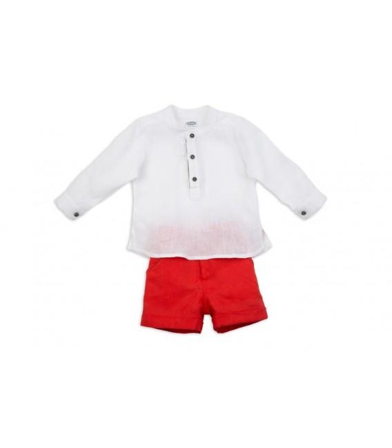 Rochy Conjunto Niño Red